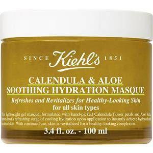 Kiehl's Calendula & Aloe - Soin du visage peeling et masque