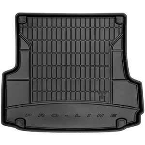 DBS Tapis de Coffre sur Mesure Caoutchouc 3D pour BMW Série 3 F34 des 2013 - Matière : caoutchouc TPE - Zones de rangement latérales - Nettoyage facile - Installation rapide
