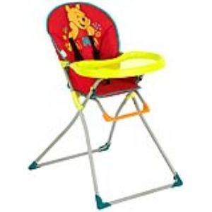 Hauck Chaise haute Mac Baby Winnie l'ourson