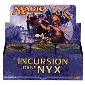Wizards of the coast Magic the Gathering - Incursion dans Nyx présentoir de 36 boosters FR
