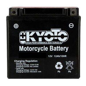 Kyoto Batterie Moto Ytx4l-bs - Ss Entr. Acide L 114mm W 71mm H 86mm 12v 3ah Acide 0,18l