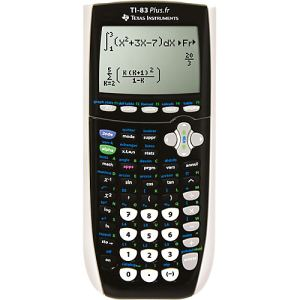 Texas instruments TI-83 Plus.fr - Calculatrice graphique