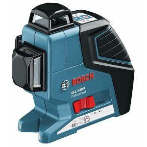 Bosch GLL 3-80 P - Laser multifonctions triple plan 360°