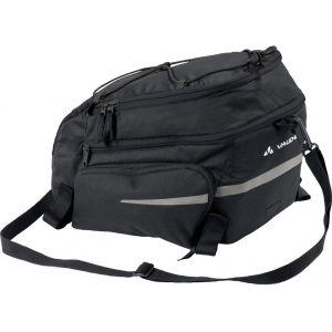 Vaude Silkroad Plus (Snap-it) - Sacoche pour porte-bagages taille 9+7 l, noir