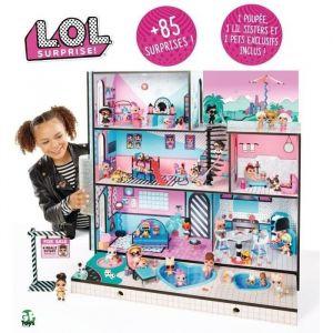 La Grande Récré L.O.L. Surprise - Maison LOL avec 85 surprises