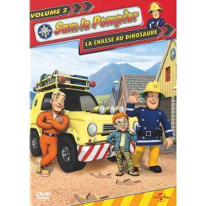 Sam le Pompier - Volume 2 - la chasse au dinosaure