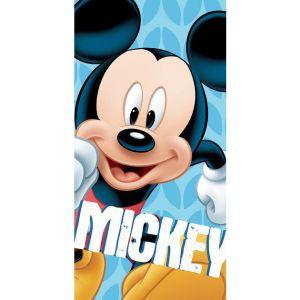Drap de bain microfibre Mickey Disney (70 x 140 cm)