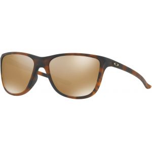Oakley OO 9362 05 Reverie Matte Brown Tortoise Tungsten Iridium Polarized