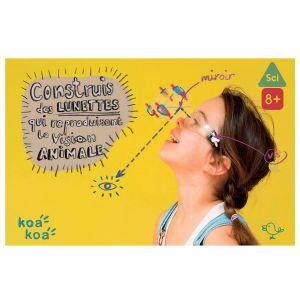 Koa Koa Lunettes vision animaux