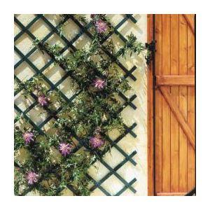 Intermas Gardening Mini-Treillis - Treillis en plastique 0,50 x 1,50 m