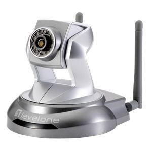 LevelOne WCS-6050 - Caméra de surveillance IP