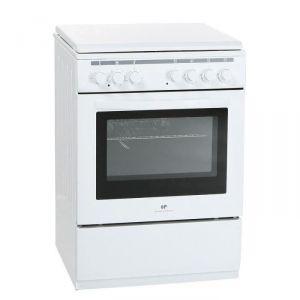 Continental Edison CECM6060M - Cuisinière mixte 4 foyers avec four multifonction catalyse