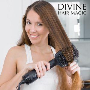 Magic Dryer & Styler - Brosse électrique sèche-Cheveux