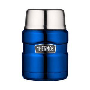 Thermos Lunch box Stainless King Bleu électrique 47cl