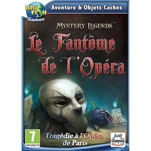 Mystery Legends : Le Fantôme de l'Opéra [PC]