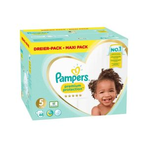 Pampers Premium Protection Taille 5 11-16kg 68 Couches