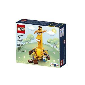 Lego 40228 - Geoffrey et ses amis
