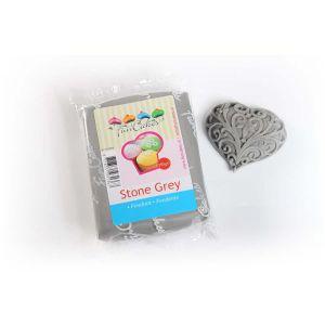 FunCakes Pâte à sucre - gris - 250g