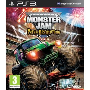 Monster Jam : Path of Destruction [PS3]