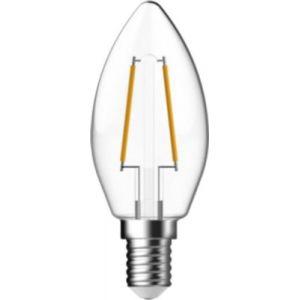 GP Ampoule LED FILAMENT bougie E14 2W-25W