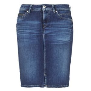 Pepe Jeans Jupes TAYLOR bleu - Taille M