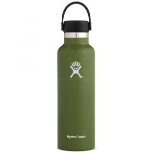 Hydro flask Thermos Standard Mouth 620ml - Olive / Standard Flex Cap - Taille One Size