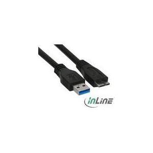Inline 35415 - Câble USB 3.0 A/M vers Micro B/M 1.5m