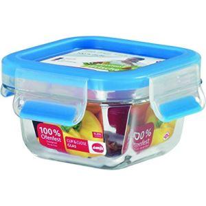 Emsa 513917 - Boîte alimentaire hermétique en verre (25 cl)