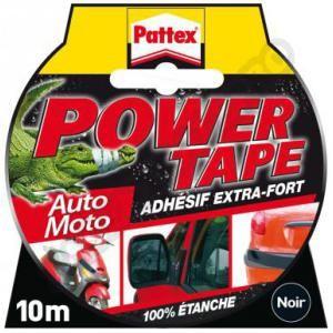 Pattex Power Tape noir 50mm x 25m