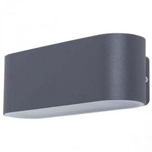 Ranex 1002726 - Applique LED Murale 14 W 970 lm Gris foncé