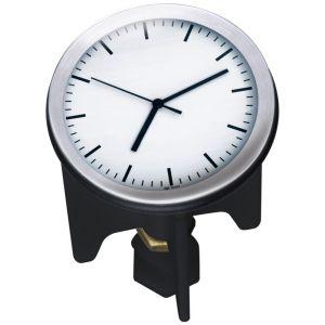 Wenko Bouchon d'évier Pluggy® Clock
