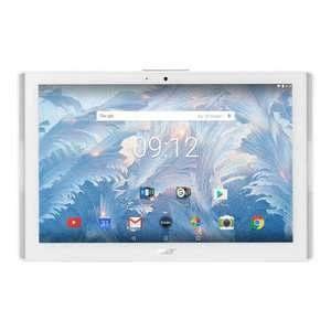Acer Tablette ICONIA ONE 10 B3-A40-K8WA 32 Go 10.1 pouces Blanc marbré