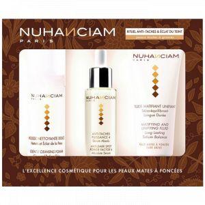 Nuhanciam Coffret Rituel anti-tache & éclat du teint peaux mixtes à grasses
