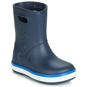 Crocs Bottes enfant CROCBAND RAIN BOOT K bleu - Taille 28 / 29,30 / 31,32 / 33,34 / 35,24 / 25,23 / 24,25 / 26,27 / 28,29 / 30,33 / 34,22 / 23