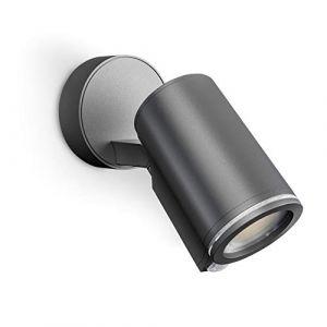 Steinel Projecteur d'extérieur à capteur Spot ONE Sensor Noir