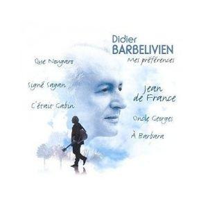 Didier Barbelivien - Mes préférences (inclus DVD bonus)