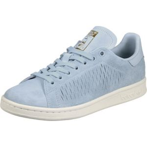 Adidas Stan Smith, Sneakers Basses Femme, Bleu (Easy Blue/Easy Blue/Chalk White), 36 2/3 EU