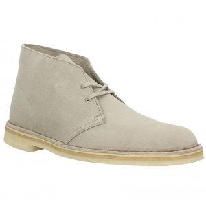 Clarks Originals - Desert Boot - Bottes - Homme - Beige (Sand) - 41.5 EU