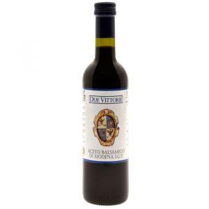 Due Vittorie Vinaigre Balsamique de Modène 500 ml - Lot de 2
