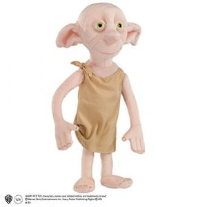 The Noble Collection Harry Potter Peluche Collectors Dobby 41 Cm