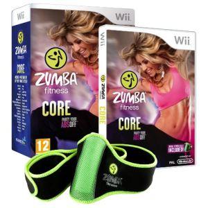 Zumba Fitness Core + Ceinture [Wii]