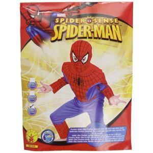 Déguisement Classique Spiderman (7-8 ans)