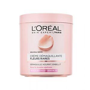 L'Oréal Crème démaquillante fleurs rares