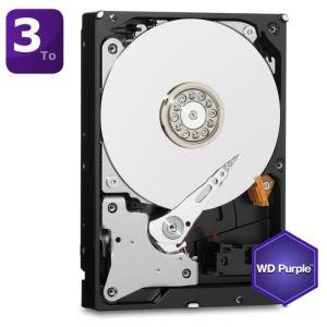"Western Digital WD30PURX - Disque dur interne Purple 3 To 3.5"" SATA III"