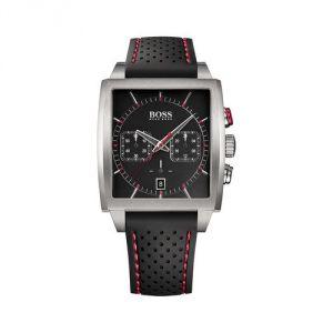 Hugo Boss 1513356 - Montre pour homme avec bracelet en silicone