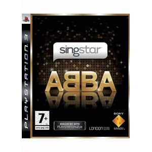 SingStar ABBA [import anglais] [PS3]
