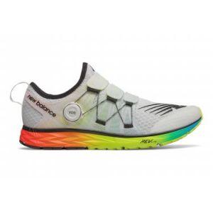 Image de New Balance 1500v4 Boa, Chaussures de Course Homme, Blanc White, 42 EU