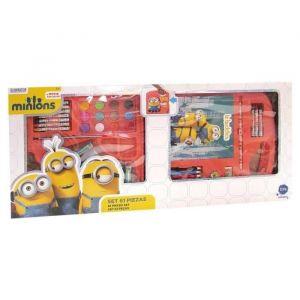 Simba Toys Coffret activités Minions 61 pièces