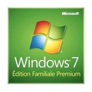 windows 7 edition familiale premium sp1 windows comparer avec. Black Bedroom Furniture Sets. Home Design Ideas