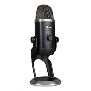 Logitech Microphone Yeti X Professional USB Microphone for Gaming, Streaming and Podcasting